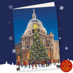 St Josephs St Pauls Christmas Card