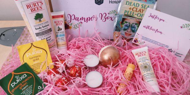 Pamper Box - Pink