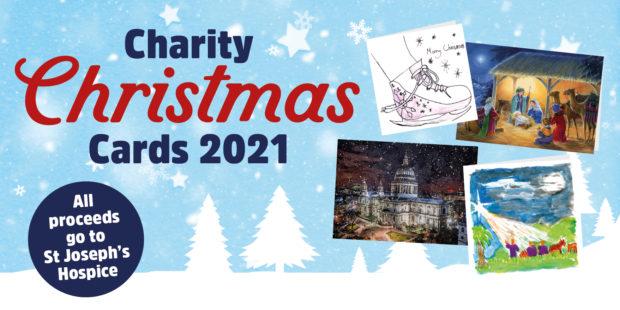 Christmas Card Card Header